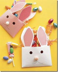 Celebrate Easter 2012 with Easter Bunny Crafts for Kids. Discover Easy Holiday Easter Bunny Crafts for Kids. With other simple Easter Art Project Ideas and gifts. Easter Activities, Craft Activities, Preschool Crafts, Crafts Toddlers, Bunny Crafts, Easter Crafts For Kids, Easter Ideas, Rabbit Crafts, Kids Diy