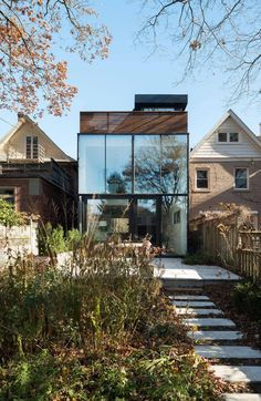 A century-old Toronto house is enlivened for a new age