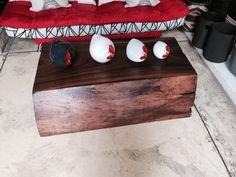 Parota half trunk table by EAR ARTESANO www.earartesano.com