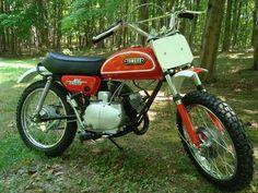 1971- Yamaha Mini Enduro 60 My First Dream Bike....Please Please Dad....NO! lol