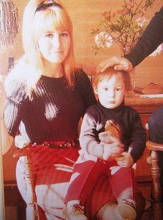 Cynthia and Julian Lennon.........Tumblr