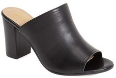 BELLA VITA 'Arno' Leather Mule (Women)