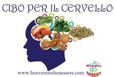 CIBO PER IL CERVELLO - BENVENUTO BENESSERE