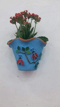 Vaso de parede - Ana Vasconcellos