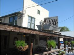 the crab trap st simons island - Google Search