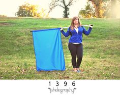 Color guard senior photo omg in love