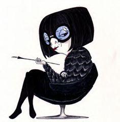 Edna Mode - The Incredibles