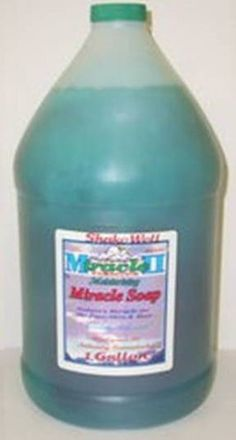Miracle II Regular Soap - 1 Gallon oz) Miracle II products are recommended for personal health care use in addition to use as your main household cleaner Natural Herbs, Natural Oils, Oil For Dry Skin, Pet Health, Health Care, Body Cleanser, Aleta, How To Treat Acne, Health And Beauty
