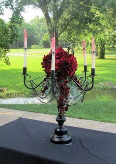 66 Dramatic And Elegant Vampire Wedding Ideas   HappyWedd.com