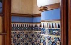 IN BEELD. Eerste woning Antoni Gaudí klaar voor het grote pu... - De Standaard