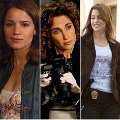 Poder feminino: Qual das mulheres de #CSI: New York você seria? Descubra: http://r7.com/6diB