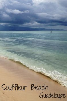 Souffleur Beach - Guadeloupe islands - Travel Guide: photos and practical information