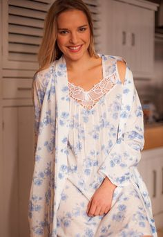Nora Rose Nightwear from Cyberjammies
