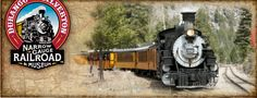 Official Durango & Silverton Narrow Gauge Railroad Train, http://www.durangotrain.com/