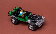 LEGO MOC 60288 Hot Rod Racer by Keep On Bricking | Rebrickable - Build with LEGO Lego City Sets, Lego Moc, Hot Rods, Cars, Autos, Car, Automobile, Trucks