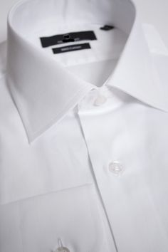 Chemise blanche - LNASTOCK Chemise Blanche Classique, Chemises Blanches,  Cols, Tenue 114b5bdc9504