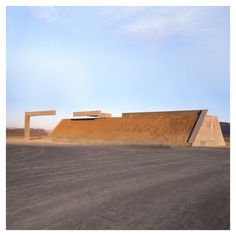 Michael Heizer - City [Nevada, 1972]