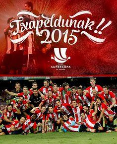 UN MUNDO DESDE EL ABISMO: El Athletic y la Supercopa, un triunfo 31 años des...