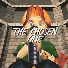 Link of the Kokiri, The Hero of Time