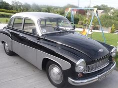 Wartburg aus DDR - The Wartburg 311: all wood, leather and steel. 3 cylinders of 2 stroke quirkiness to knock 'em dead.