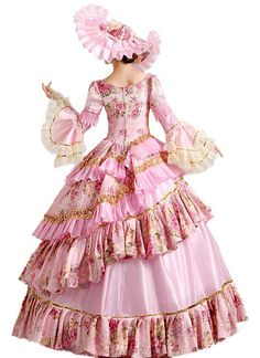 Amazon.com: Zukzi Women's Prom Gothic Victorian Fancy Palace Masquerade Dresses…