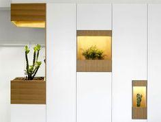 Apartment Renovation by Itai Palti - #decor, #interior, InteriorZine.com