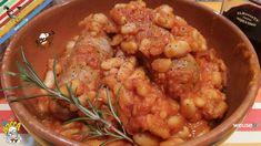 #Salsiccia e #fagioli...occhio che poi dopo voli! #piatti #unici #ricette #invernali #ilboccatv  #weusetv