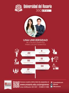 Aviso Universidad del Rosario para el Medio Semana
