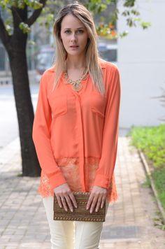 Street style #tvz #orange