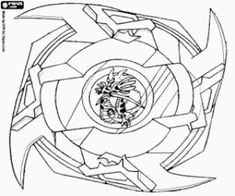 Beyblade anime coloring pages for kids printable free for Beyblade shogun steel coloring pages