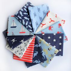 Julie Murphy, Jack & Lulu fabric