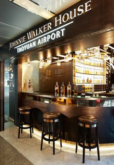 TAIWAN. Diageo has released further details of its Johnnie Walker House, which opened officially at Taipei Taoyuan International Airport in September.