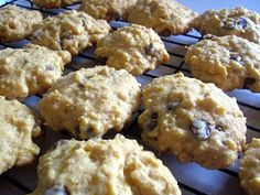 Food and Whine: Quinoa Coconut Cookies