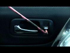 Tricks to Unlocking a Power Door When You Lock the Keys In : Car Repair ...