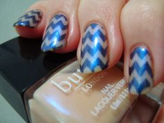 Butter London Hen Party stamped with Cult Nails Nevermore - MoYou Back To The '70s 02 *click for more*