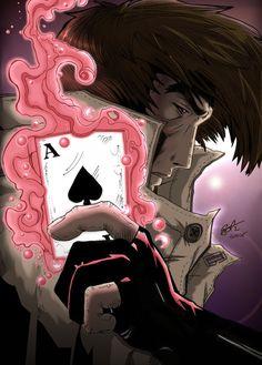 gambit profile by ~gidge1201 on deviantART