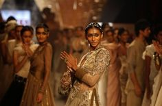 Fashion Week in Mumbai