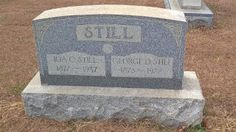 Genealogical Gems: Tombstone Tuesday: George Downing Still #genealogy