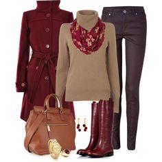 otoño - invierno informal