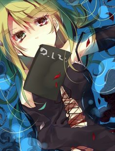 MISA.  DEATH NOTE. ANIME.  Pinned from Stephy Sama