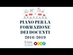 Presentazione del Piano nazionale di formazione degli insegnanti - YouTube