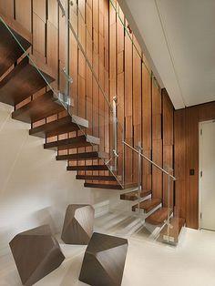 Modern Duplex Penthouse in San Francisco: Interior Design With a Twist