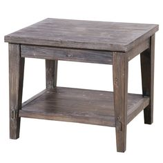 I pinned this Cottswald Rectangular End Table from the Bassett Mirror Co. event at Joss and Main!