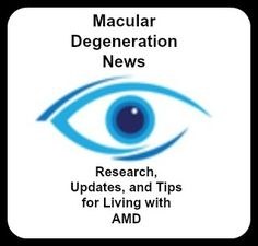 Sign up for our free weekly ezine, Macular Degeneration News.