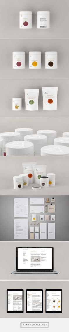 Gewürzmanufaktur Spice Packaging by Nils Stigler | Fivestar Branding Agency – Design and Branding Agency & Curated Inspiration Gallery