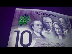 Explore the New $10 Note - Bank of Canada