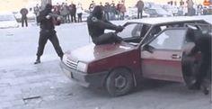 La police Russe ne blague pas.