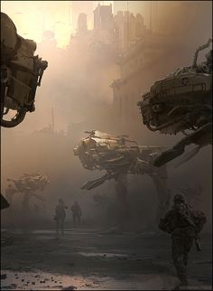 In the Dust, James Paick on ArtStation at http://www.artstation.com/artwork/in-the-dust
