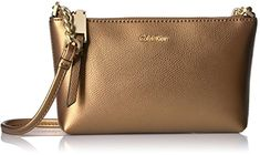 Calvin Klein Hayden Mercury Key Item Crossbody * Read more info by clicking the link on the image. Leather Crossbody Bag, Leather Bag, Calvin Klein Handbags, Fossil Handbags, Mercury, Image Link, Key, Chain, Detail