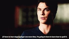 Ian Somerhalder in season 5!